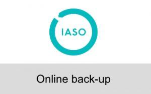 iaso online backup